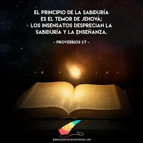 Imágenes de proverbios en la Biblia