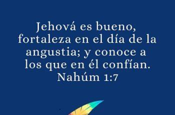 La fortaleza de la vida se encuentra en Dios