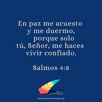 Solo tú, Señor, me haces vivir confiado