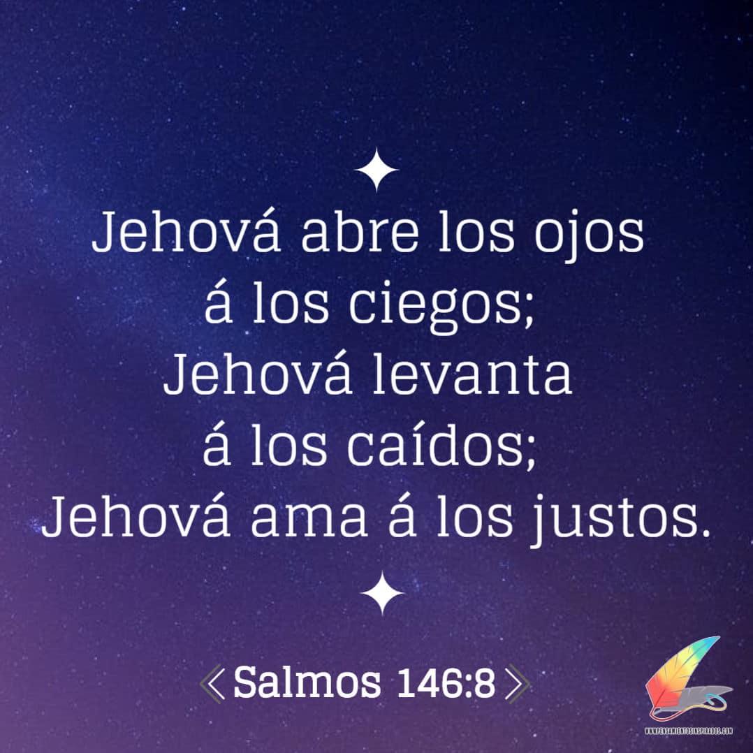 Salmo de la biblia 146:8