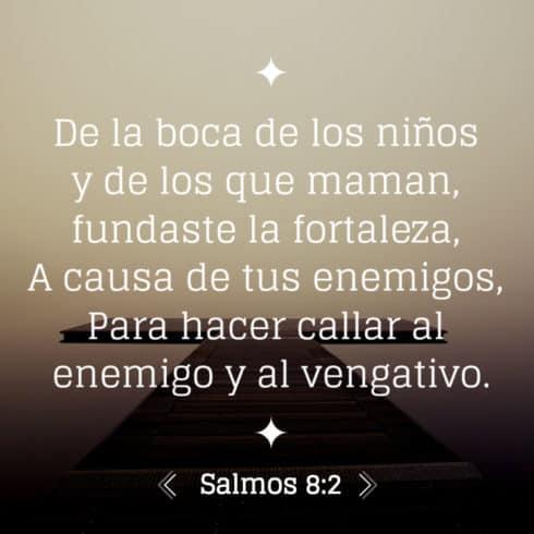 salmo 8:2