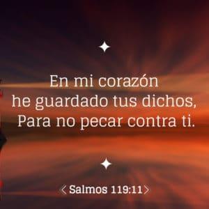 Salmo 119:11