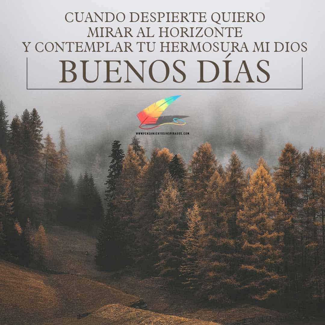 Imágenes con Frases Cristianas de Buenos Días