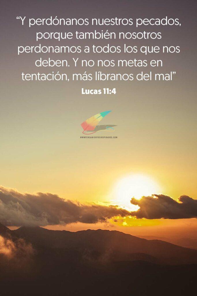 Y Jesús decía: Padre, perdónalos, porque no saben lo que hacen. Y repartieron entre si sus vestidos, echando suertes. Lucas 23:34